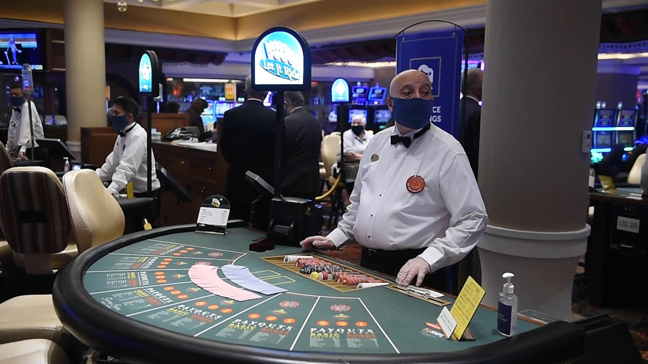 Американцы избегают посещения казино