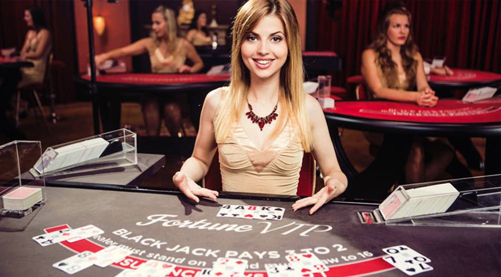 лайв-дилеры в онлайн-казино