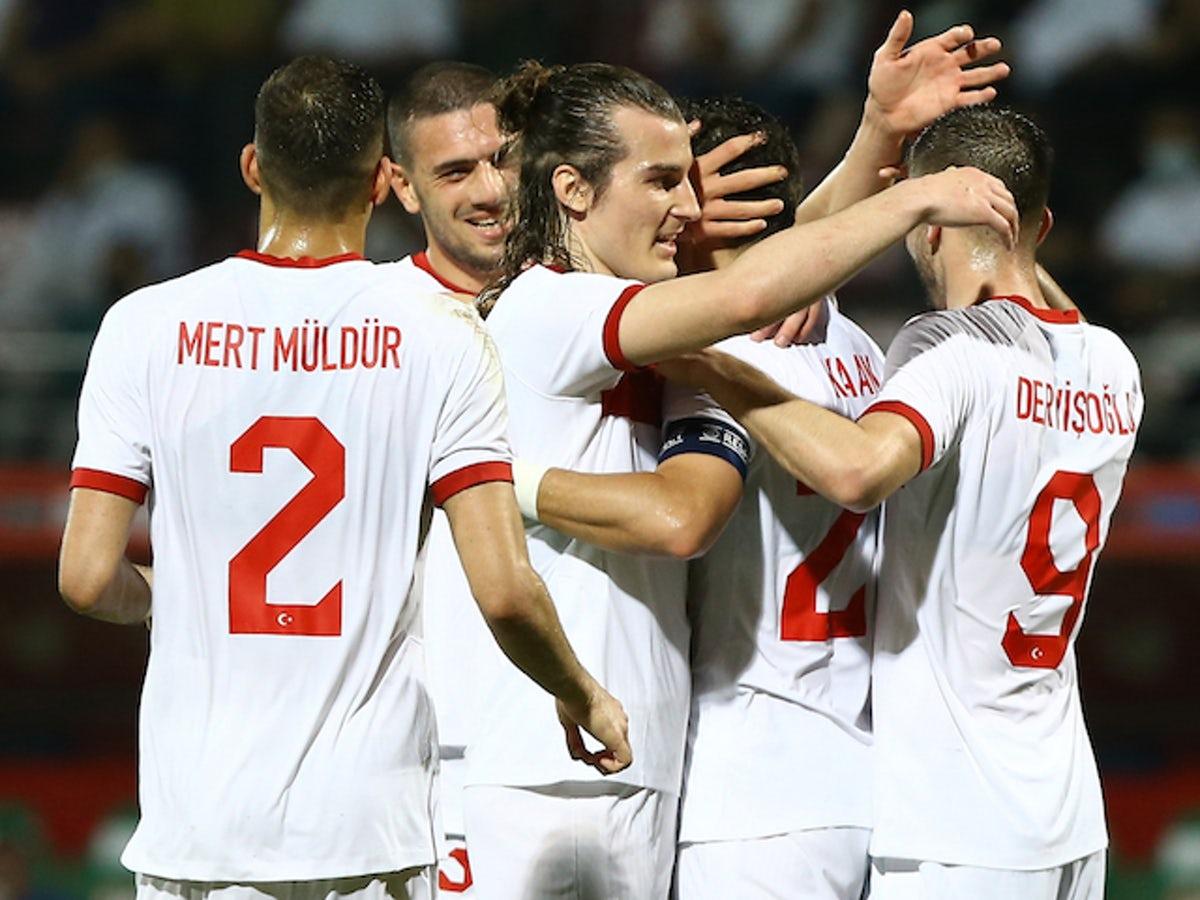 На матч Турция – Италия сделана ставка 1000000 рублей