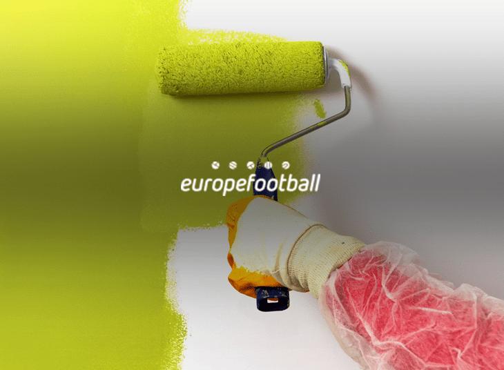 Europefootball-ը կներկայանա նորովի