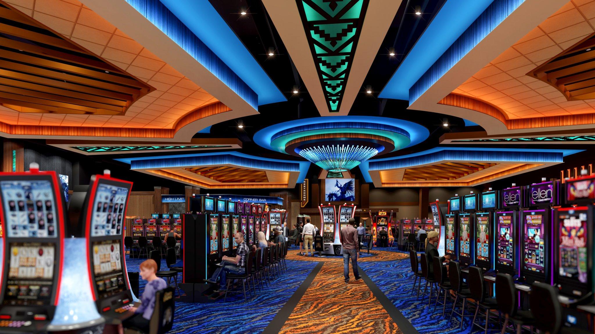 Казино Coeur d'Alene Casino