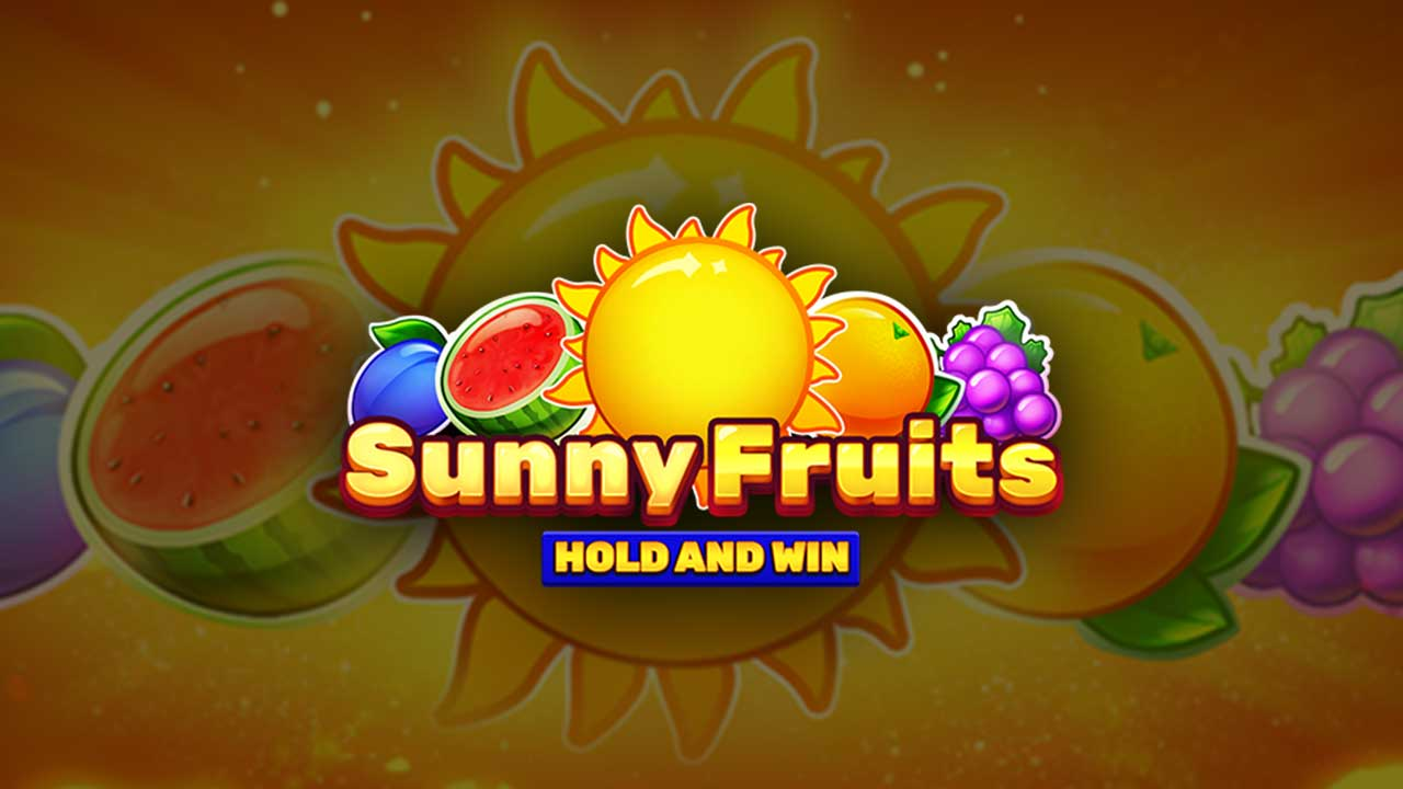 Playson презентовал слот Super Sunny Fruits: Hold and Win