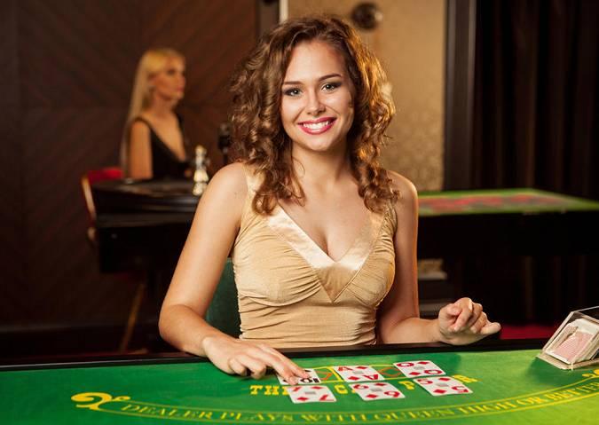 работа в казино