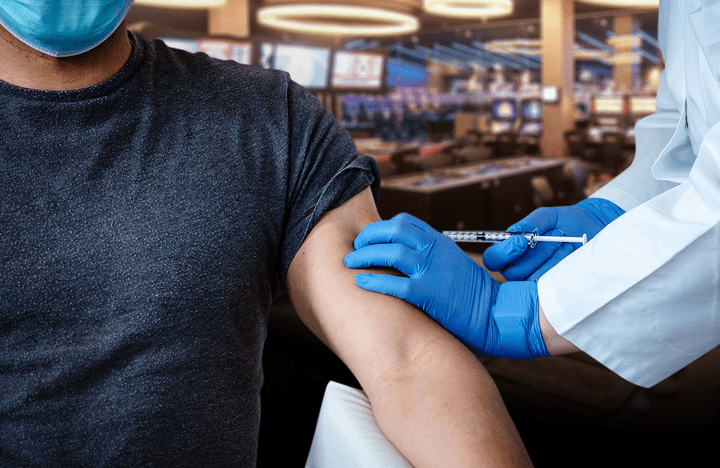Казино Лас-Вегаса станет центром вакцинации от коронавируса