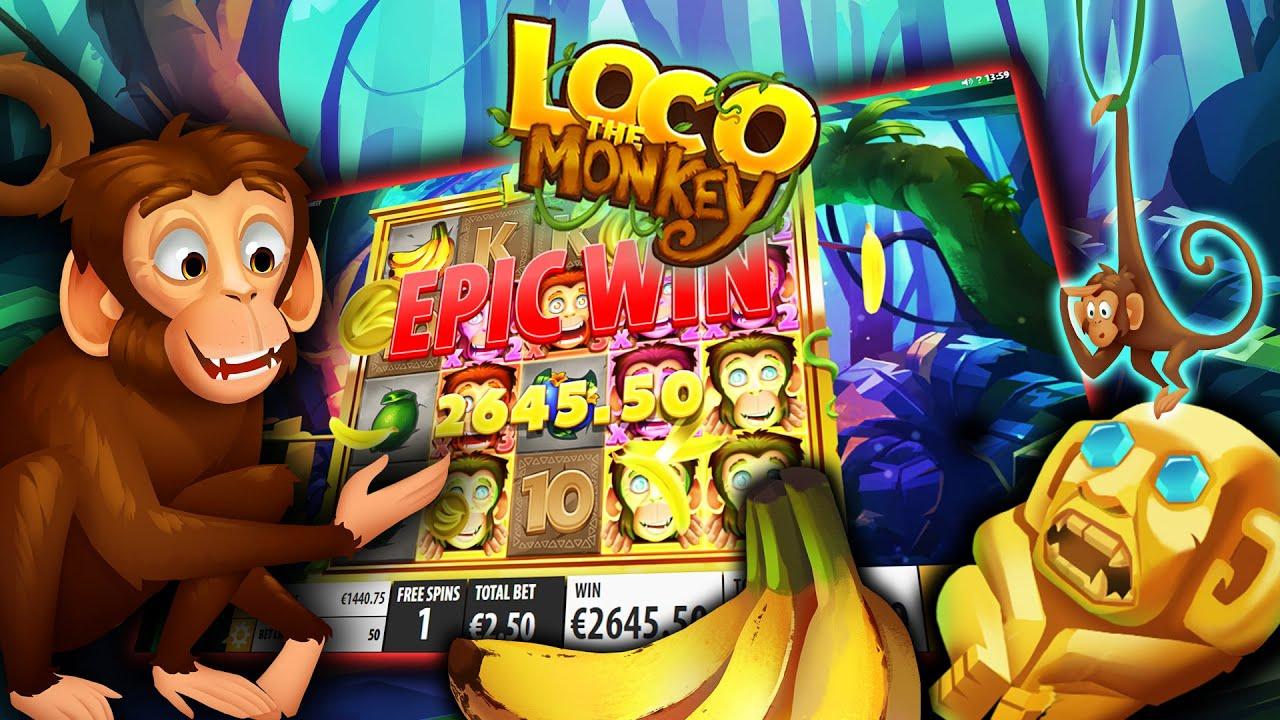 Loco the Monkey – Quickspin