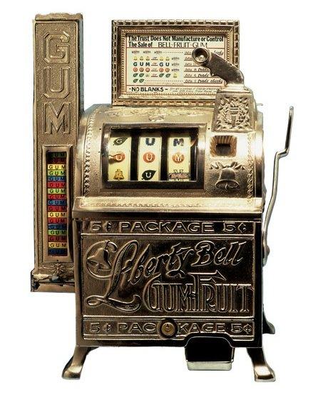 Виды игровых автоматов