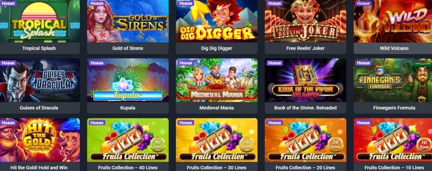 BTC игры в казино iLUCKI