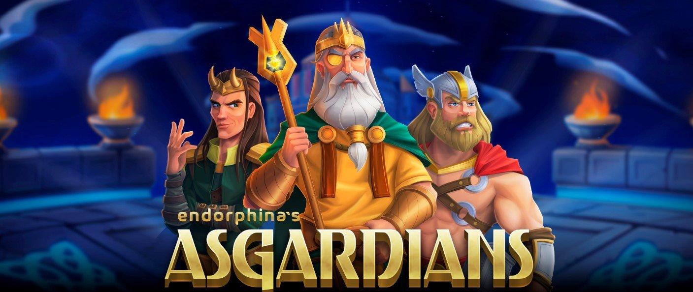 Endorphina презентовала слот о богах Скандинавии