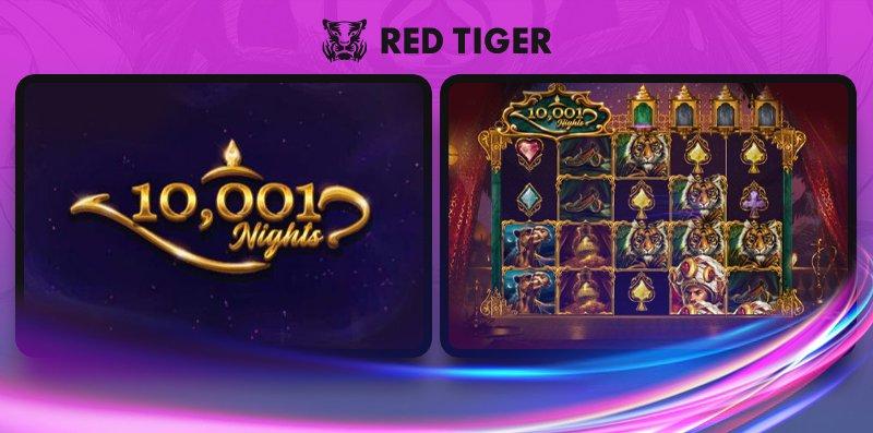 10001 Nights – Red Tiger Gaming