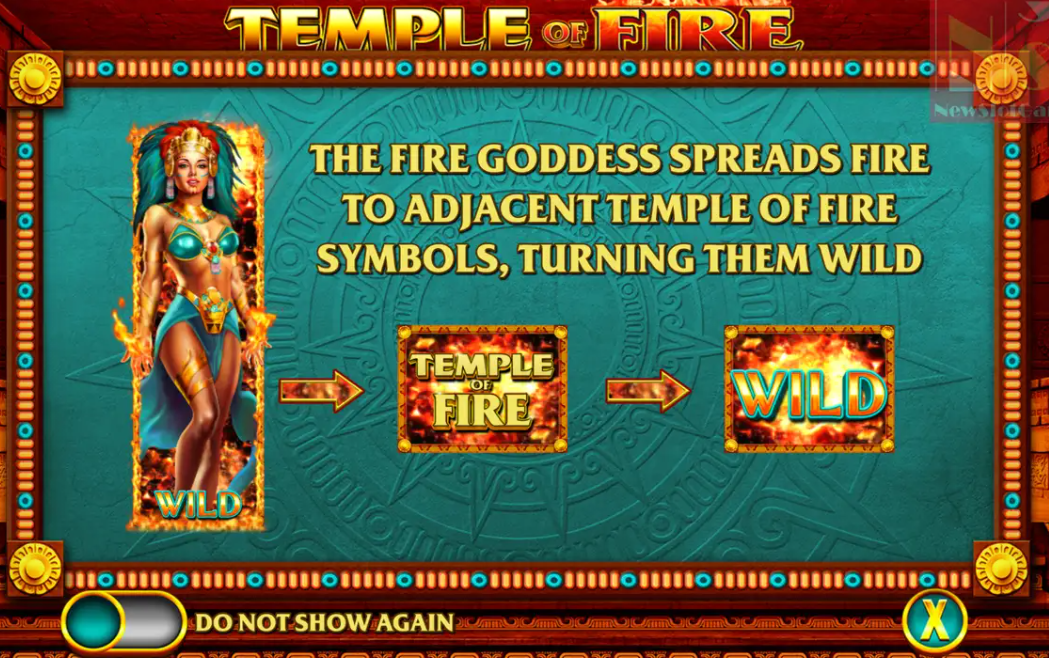 IGT презентовал слот Temple of fire