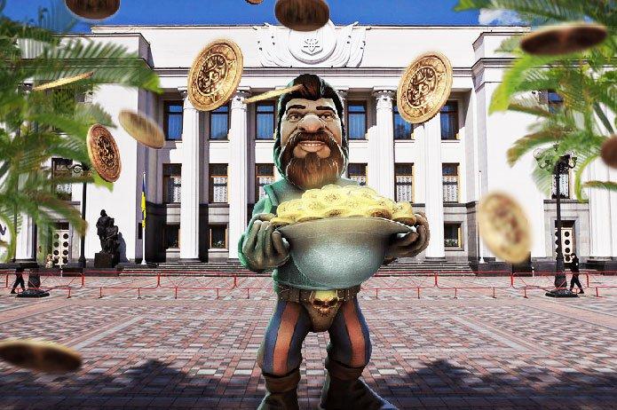 Игорный бизнес Украины может в 3 раза увеличить свою прибыль за первый год работы