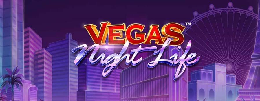 Vegas-Night-Life NetEnt