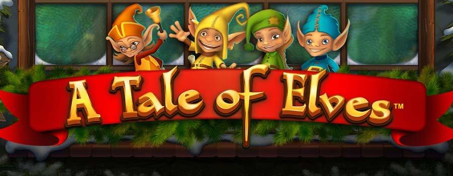 Новый слот A Tale of Elves