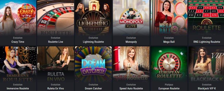 Живые игры в казино Lady Hummer