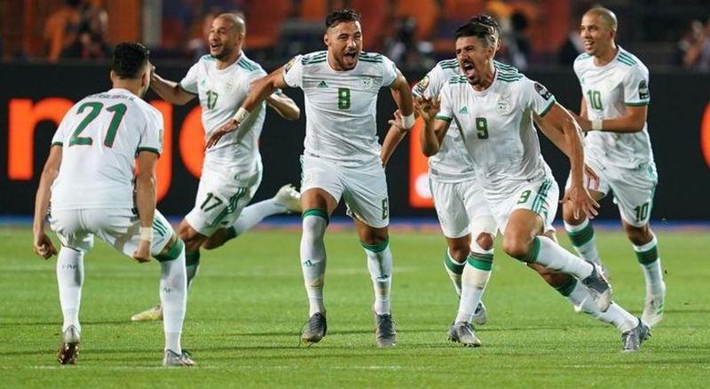 Сборная Алжира во второй раз стала победителем Кубка Африки