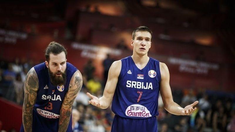 Сборная Сербии по баскетболу