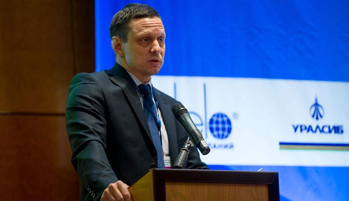 Генеральный директор Федерации гандбола Лев Воронин