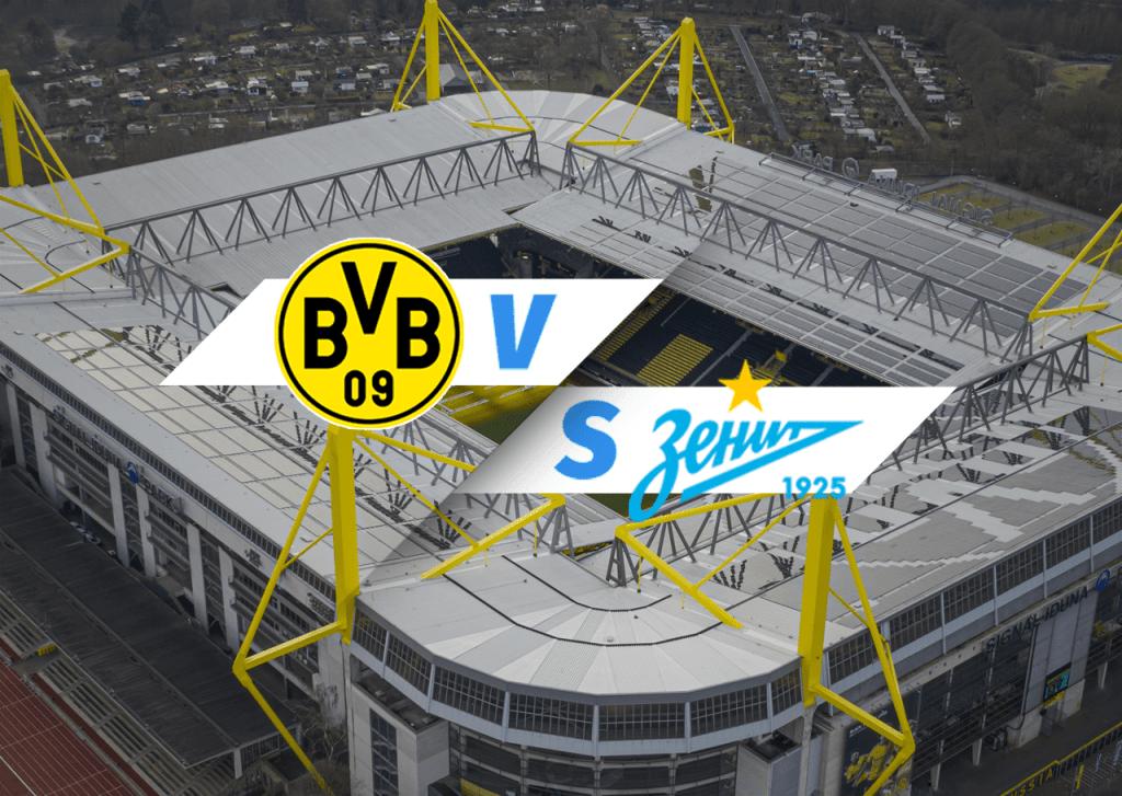 Borussiya Dortmund Zenit Prognozy Stavki I Koefficienty Bukmekerov Data I Vremya Matcha Gde Smotret Rejting Bukmekerov