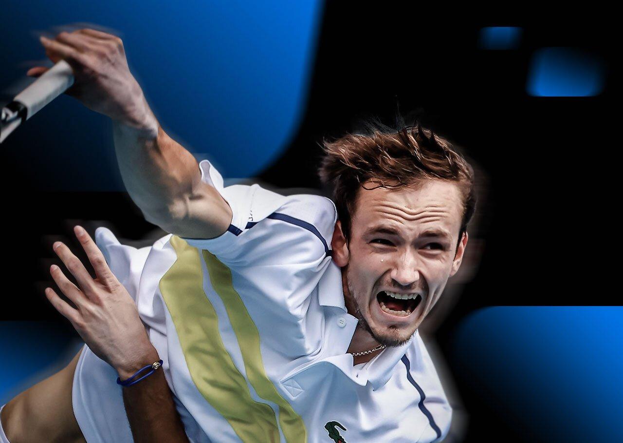 Медведев в финале Australian Open! Какие шансы у теннисиста из России – котировки на матч с Джоковичем