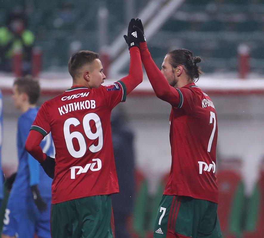 У «Локомотива» появился новый спонсор на 61 млн рублей. Это очередная структура РЖД