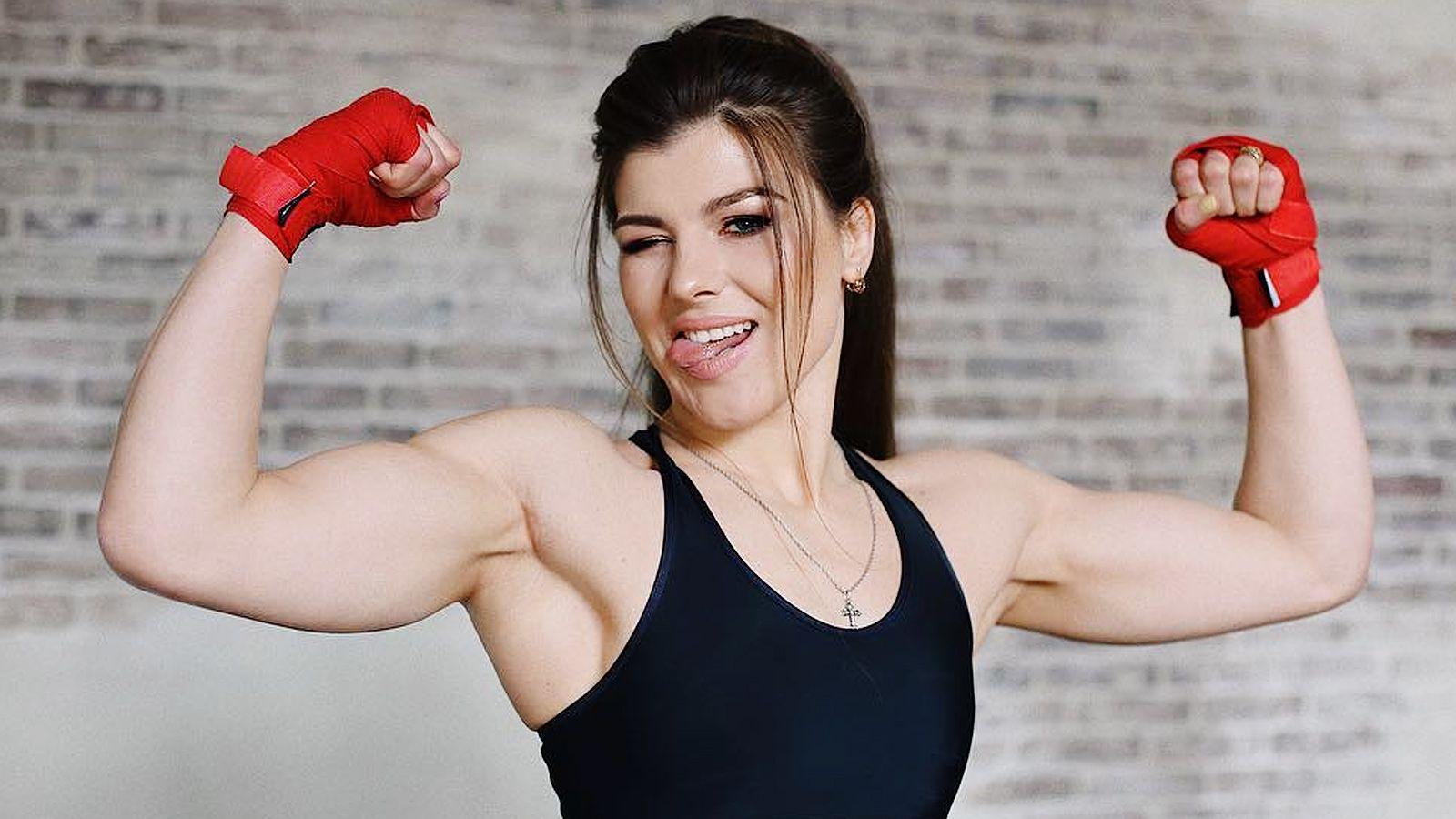 Марина Мохнаткина