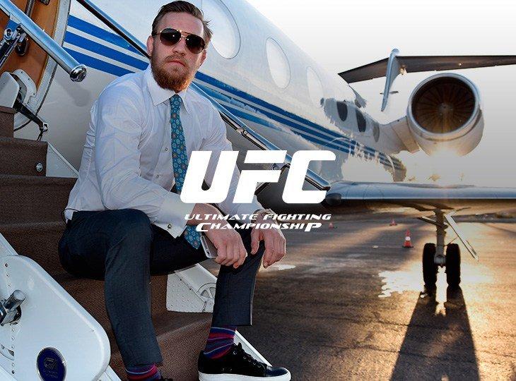 Конор МакГрегор став справжньою людиною-брендом для відділу продажів UFC