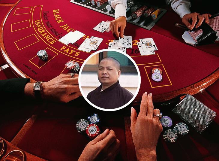 Будда не схвалить: сановник не втримався від грального спокуси