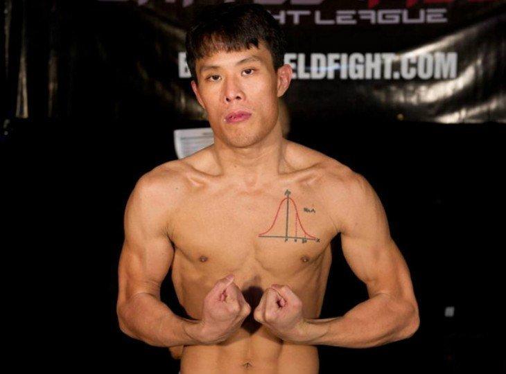 Теренс Чан вирішив випробувати себе в професійних змішаних боях