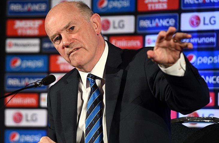 Голова антикорупційного відділу Міжнародної ради крикету Ронні Фленаган