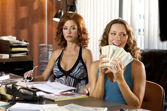 Сцена з фільму «Фортуна Вегаса»
