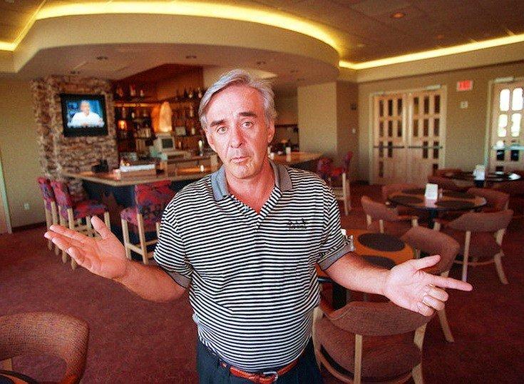 Фото Волтерса в його будинку - велика рідкість. Біллі залишається надзвичайно закритою для публіки людиною