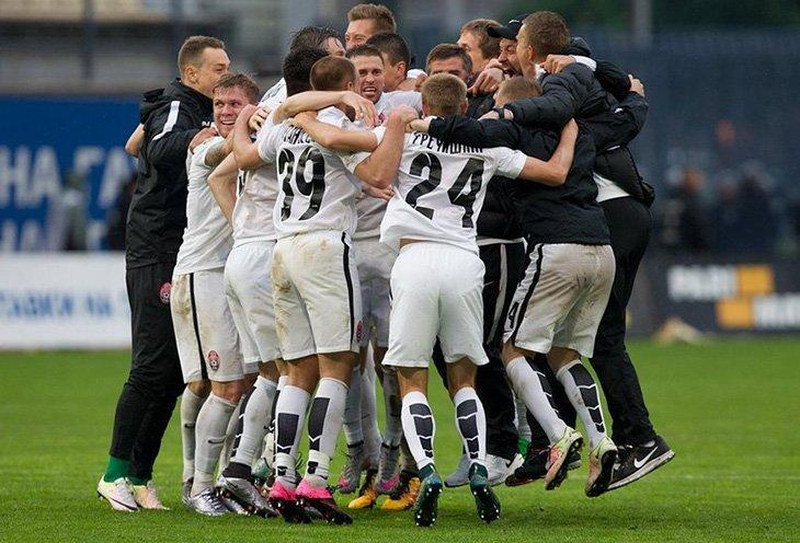 «Зоря» може стати шостим клубом в історії, який завоює Кубок України