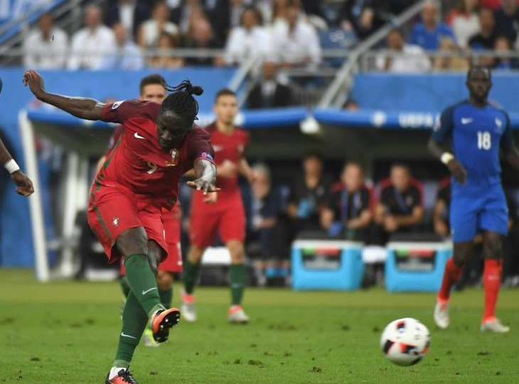 Едер приніс щастя португальцям і, мабуть, великий виграш гравцеві на ставках