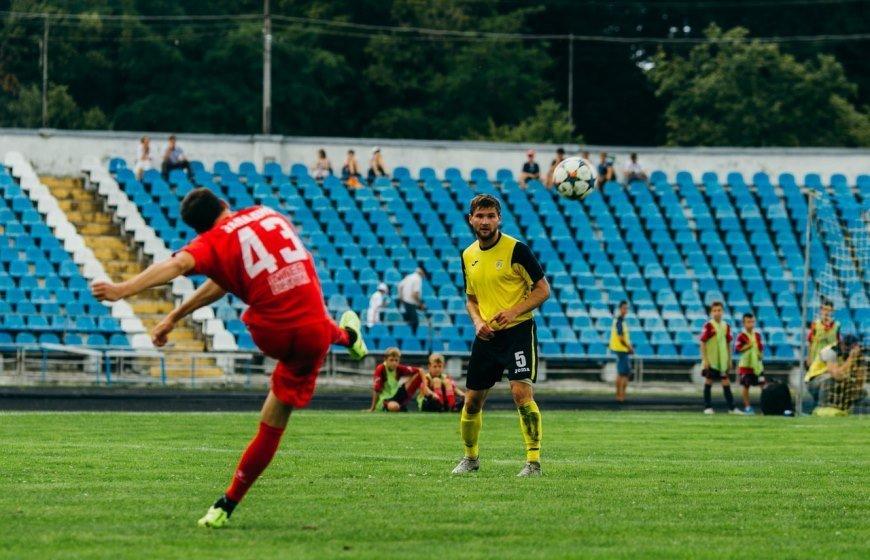 """Чи зможе хтось створити проблеми """"Вересу"""" на шляху до Прем'єр-ліги? Фото veres.club"""