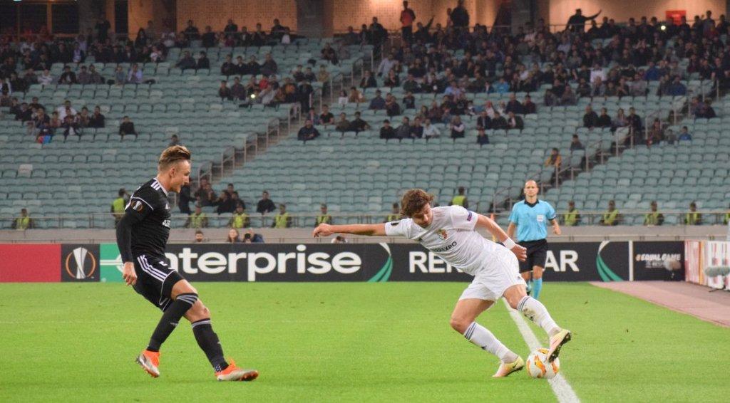 Букмекери оцінили шанси в матчі Ліги Європи «Ворскла» – «Карабах»