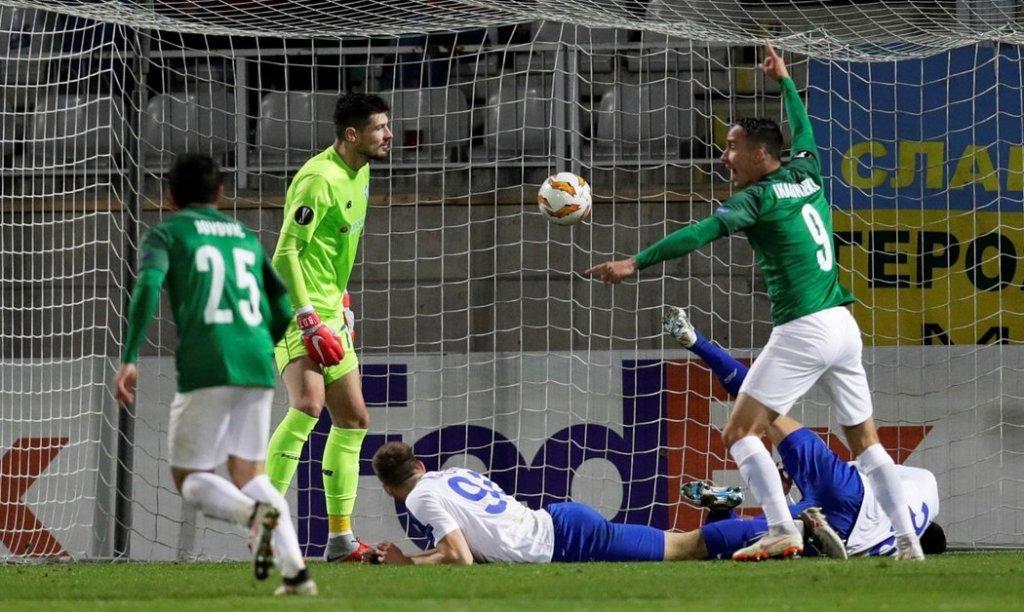 Букмекери оцінили шанси в матчі «Динамо» – «Яблонець»
