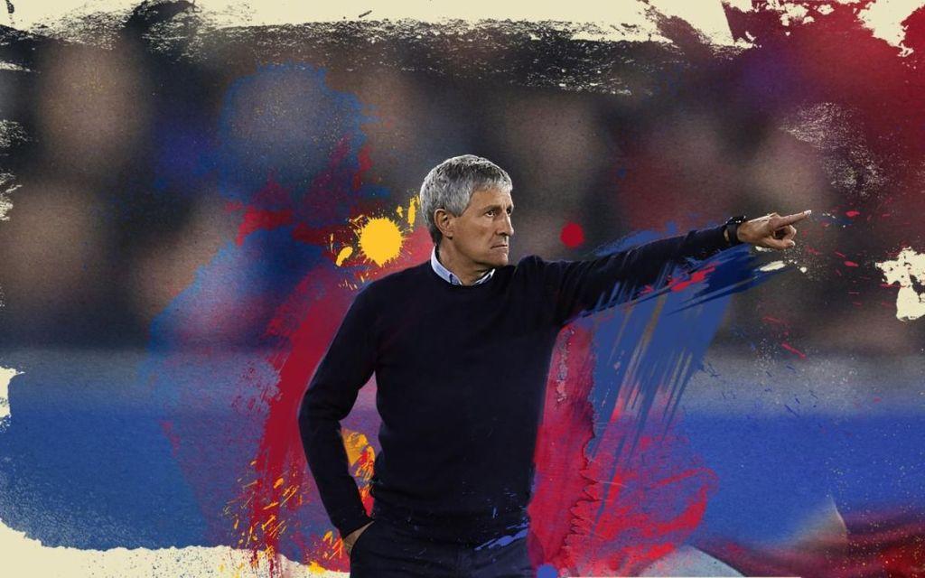 Сетьєн змінив Вальверде на посаді головного тренера «Барселони»