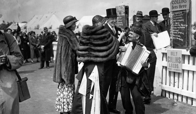 У першій половині XX століття беттинг здебільшого був розвагою аристократії і заможних верств населення