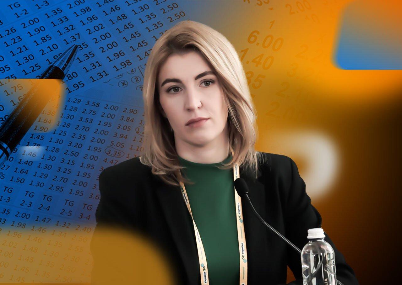 Олеськів озвучила чотири головні мети легалізації азартних ігор в Україні