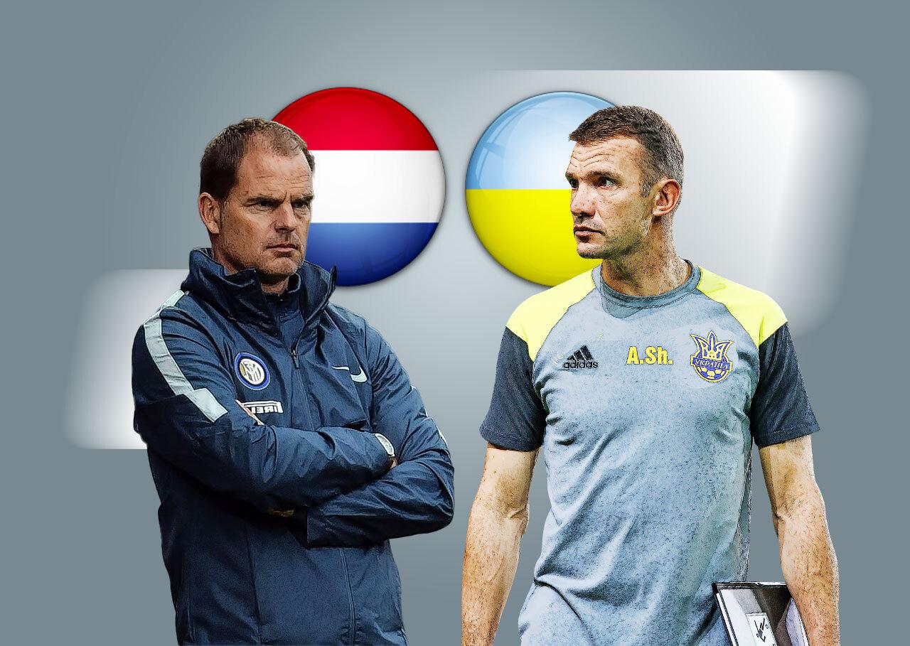 Букмекери: збірна України - андердог матчу з Нідерландами