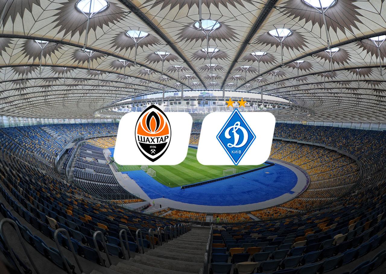 Все про матч «Шахтар» – «Динамо»: прогнози, ставки, коефіцієнти букмекерів та шанси команд у Суперкубку України