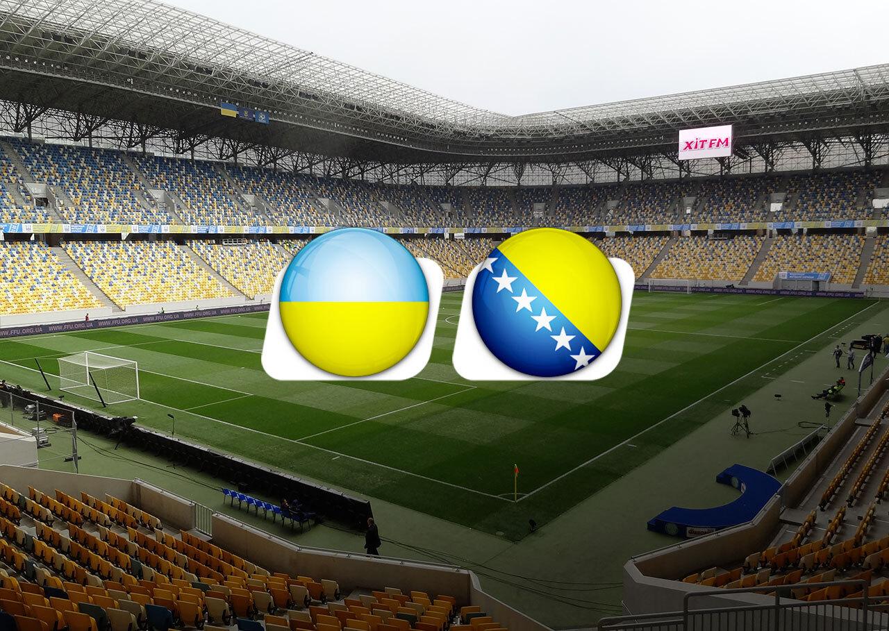 Україна - Боснія і Герцеговина: прогноз на матч 12.10.2021, статистика, ставки і коефіцієнти від букмекерів