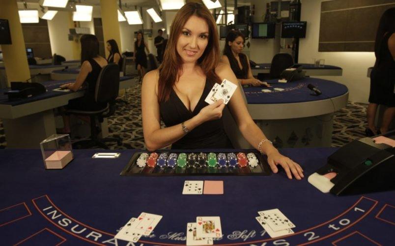 Студенты становятся дилерами казино США