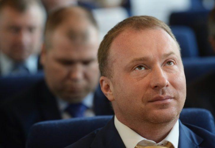 Депутат Госдумы РФ Игорь Лебедев