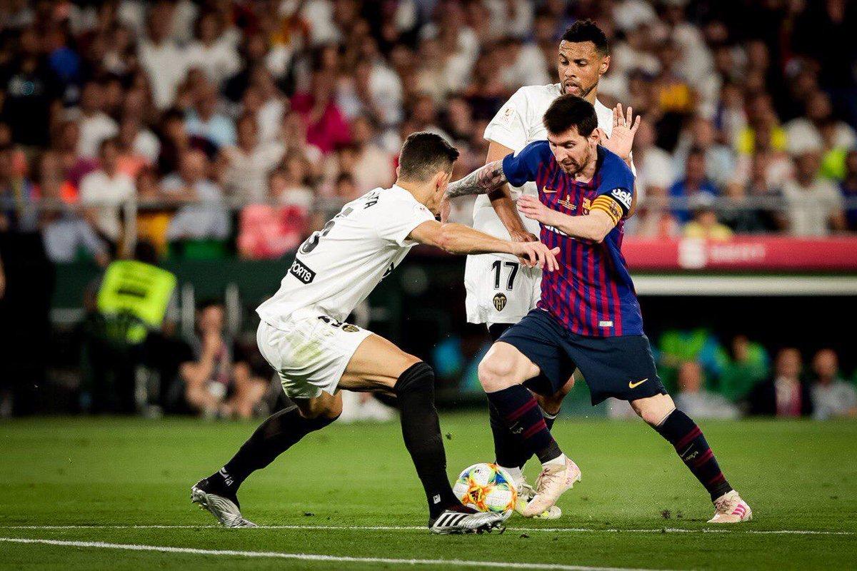 «Барселона» — «Валенсия»: ставки, прогнозы и коэффициенты букмекеров на матч 14 сентября 2019 года