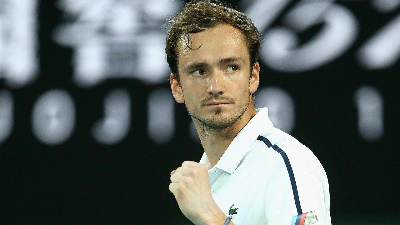 Даниил Медведев вышел в финал Australian Open-2021