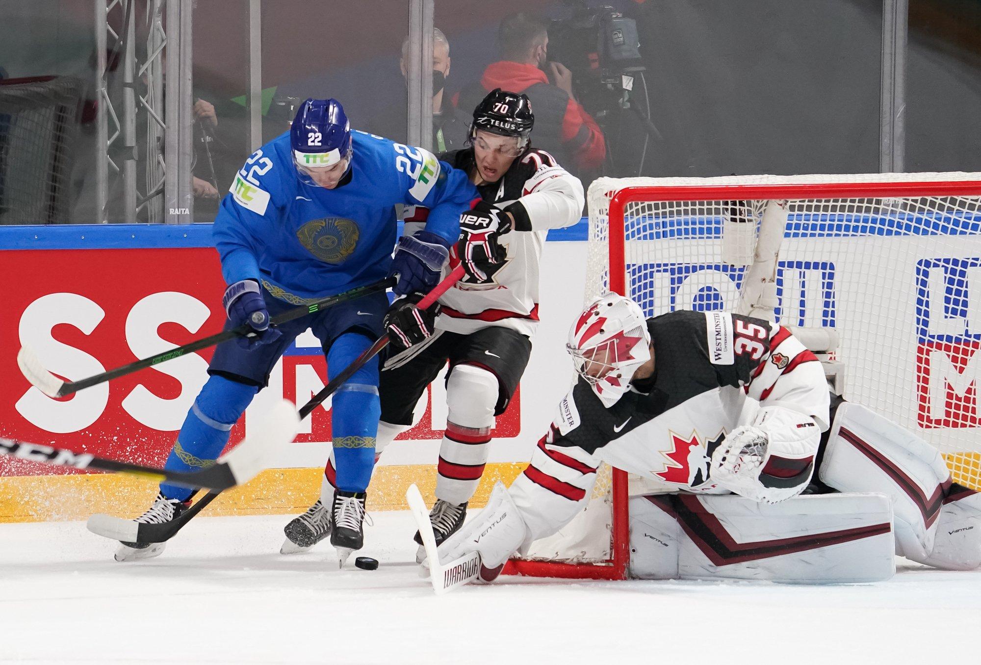 Канада обыграла Казахстан