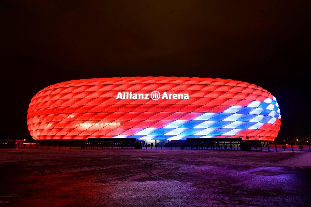 «АльянцАрена», Мюнхен
