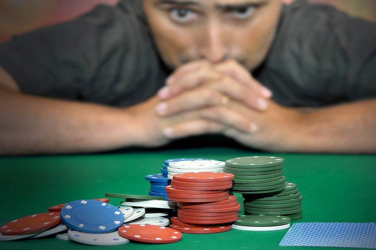 Сотрудники казино не подвержены лудомании