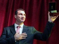 Владимир Кличко продал свою медаль за 1 млн долларов